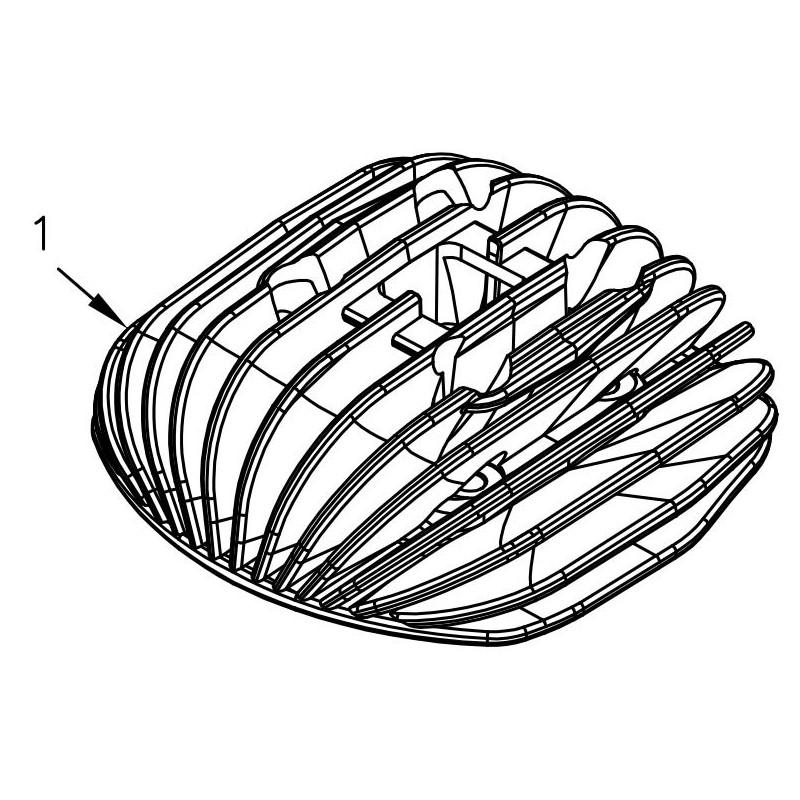 Zylinderkopf - Mini Rok