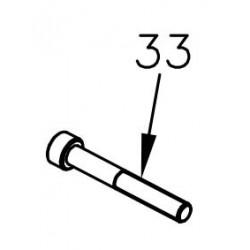 Schraube M6x40 - Mini Rok