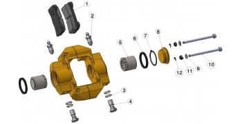 RBS-V1 Bremssattel