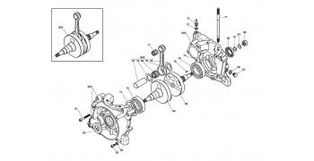 Kurbelgehäuse X30